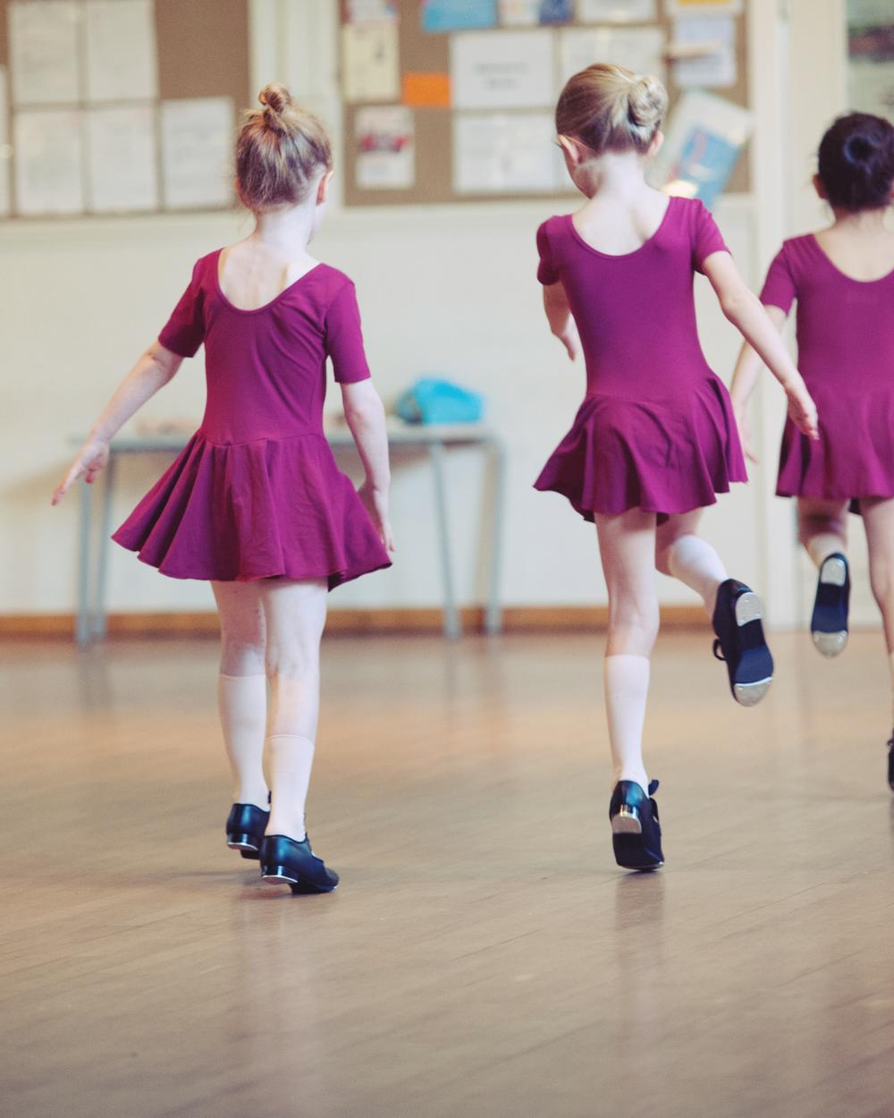 Clifford Studios Dance Barnes London Tap Free Trial Class Enquiry Form Pic