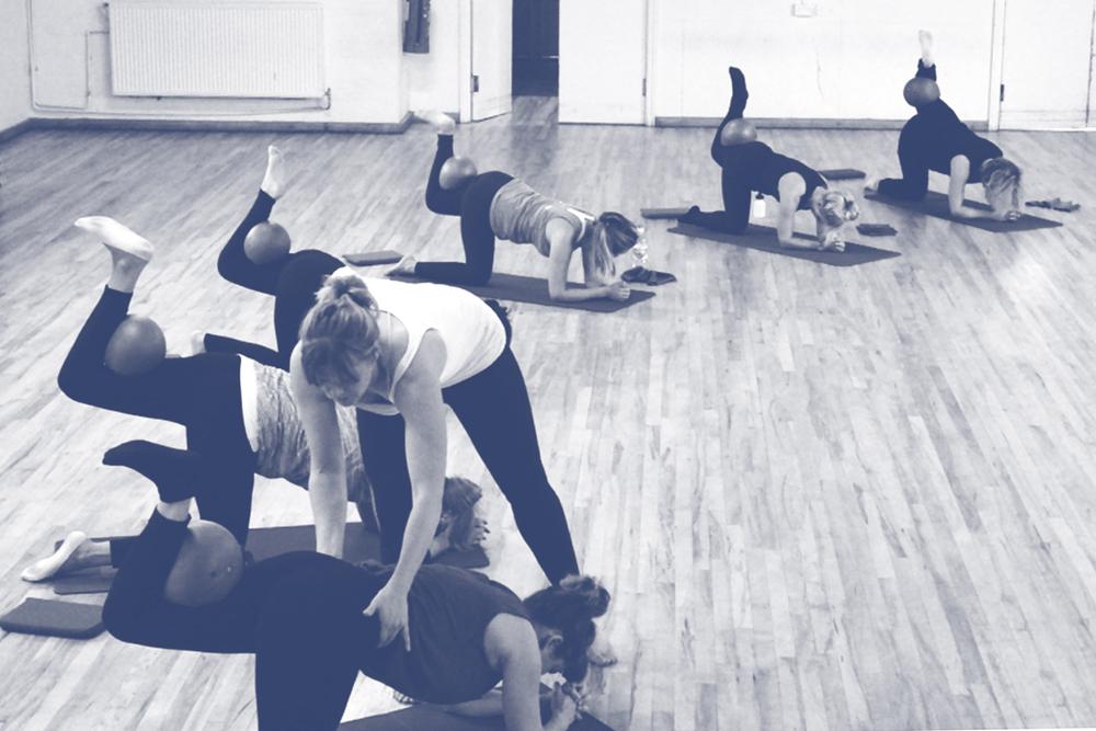 jo higlett teaching pilates barre tap clifford studios barnes london