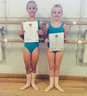 Grade 1 Ballet