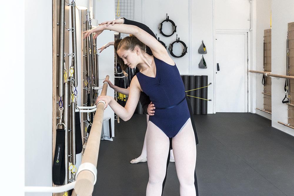 Grade 5 + Ballet -