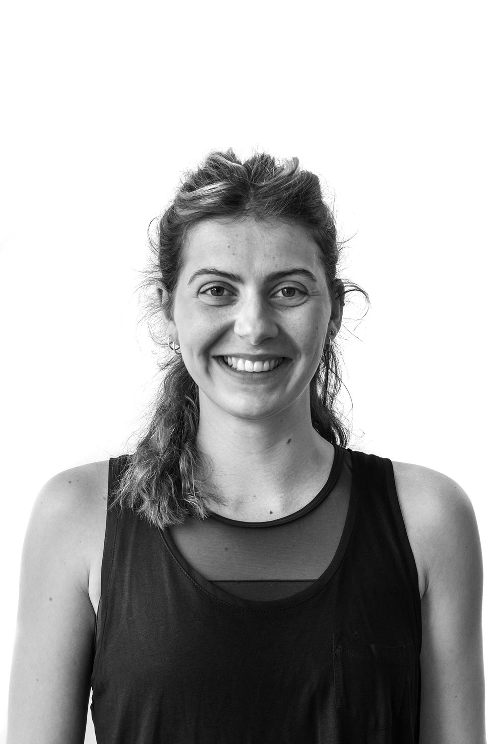 Ellis FitzherbertAdult Tap + Barre - Ellis began dance training aged 3, studying Ballet, Tap, Modern + Jazz . She has appeared in numerous professional productions including the UK tour of Evita, Spiller's Pantomimes (Junior and Senior dancer), Paper Moon Company (Music Hall at Leicester Square Theatre and Trafalgar Square), Kingston International Youth Arts Festival and the 100th anniversary gala performance of Wimbledon Theatre.Ellis has been an assistant dance teacher since the age of 15, embarking on her official qualifications in 2014. She has now achieved her ISTD Diploma in Dance Education in both Modern and Tap; the latter being her passion.Missing the discipline of Ballet, in 2017 Ellis added Barre teaching to her repertoire and loves combining adult classes with her timetable of children's classes. She especially loves teaching both parents and children tap so they can practise at home together!QUALIFICATIONS: ISTD Diploma in Dance Education (Modern + Tap) | BarreConcept Teacher Training (REP accredited) |