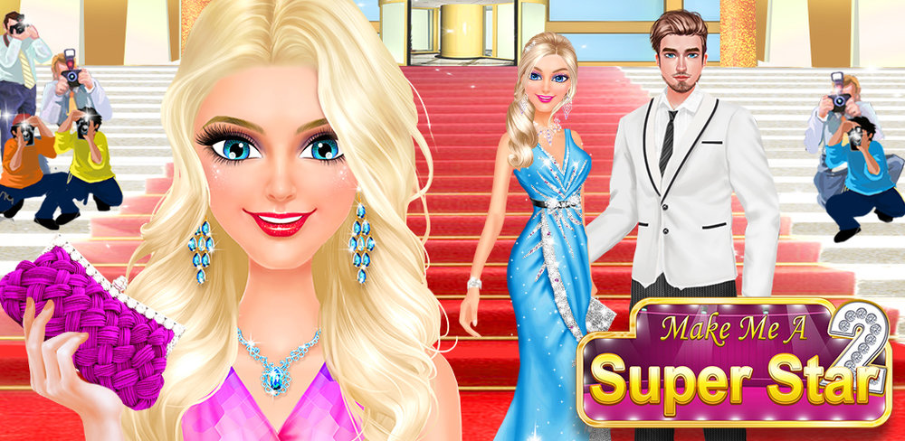 Superstar Me - Beauty Salon  All girls dream about being a superstar. Here's your chance! In Superstar Me, get the superstar beauty makeover you've been dreaming of!