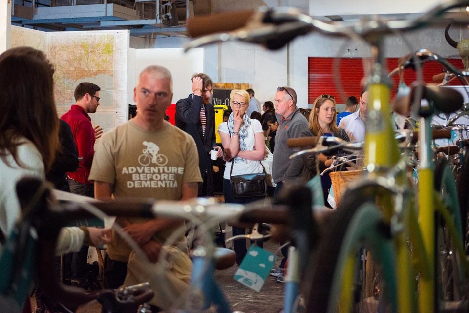 Spin Ldn Bike Show