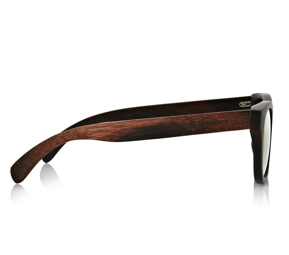 Finlay and Co Wooden sunglasses