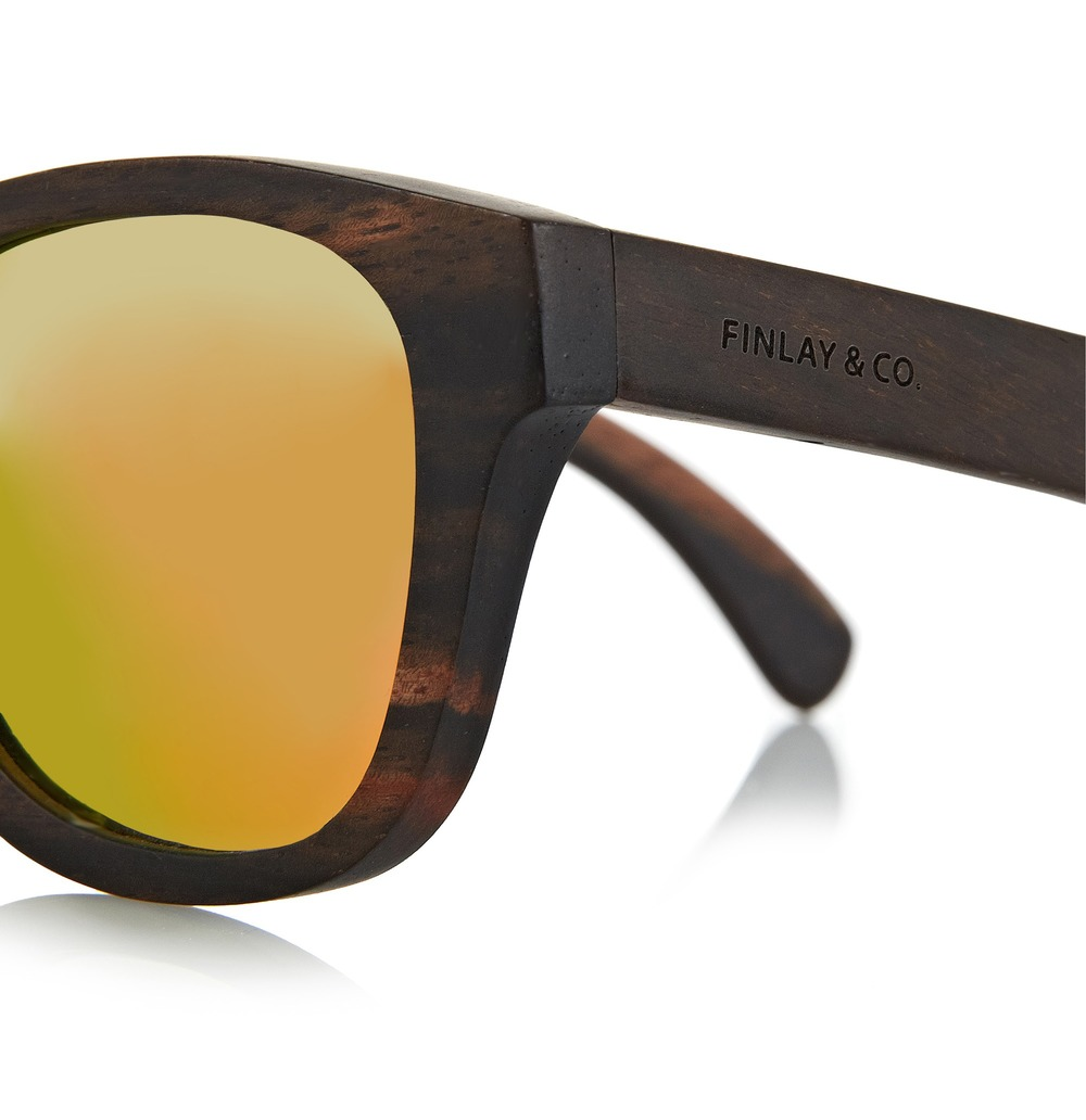 Finlay and co summer sunglasses gold