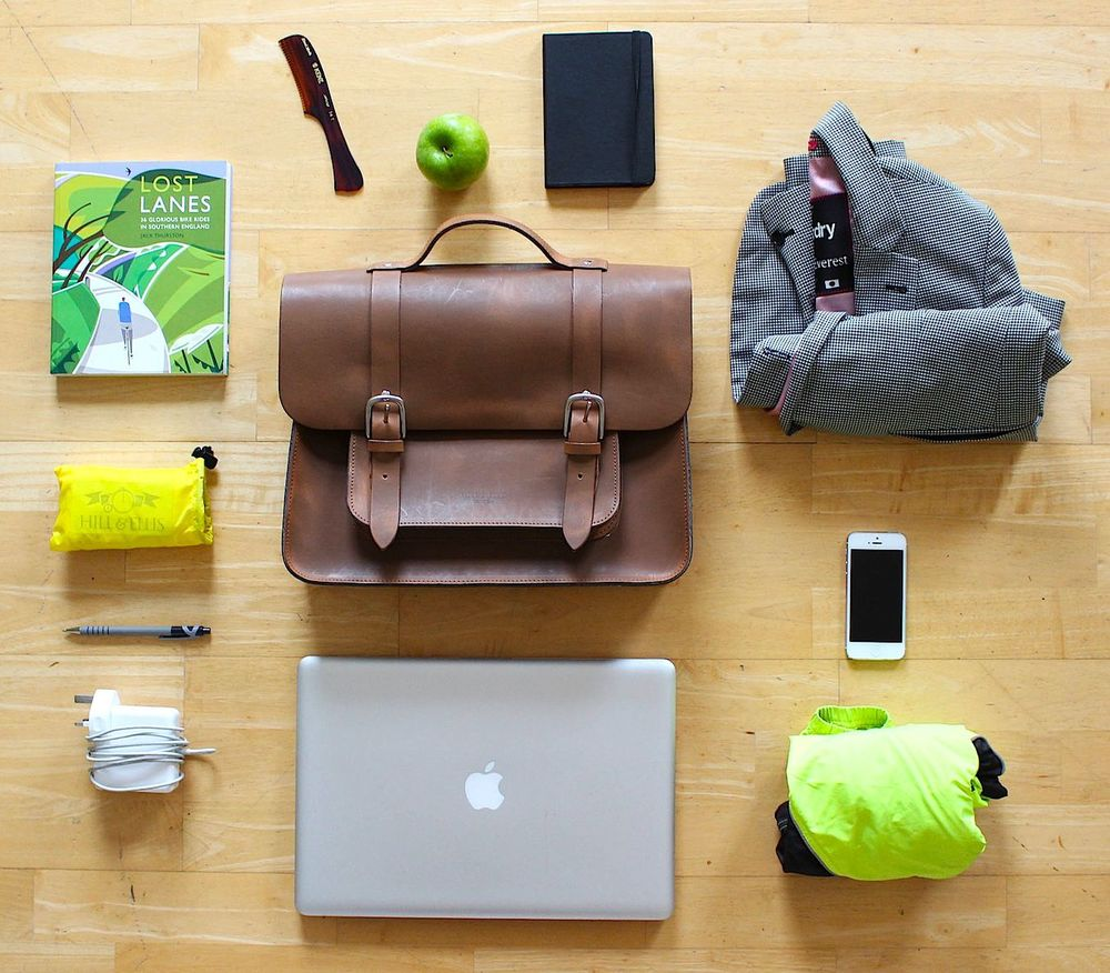 What to pack in a hill and ellis bag