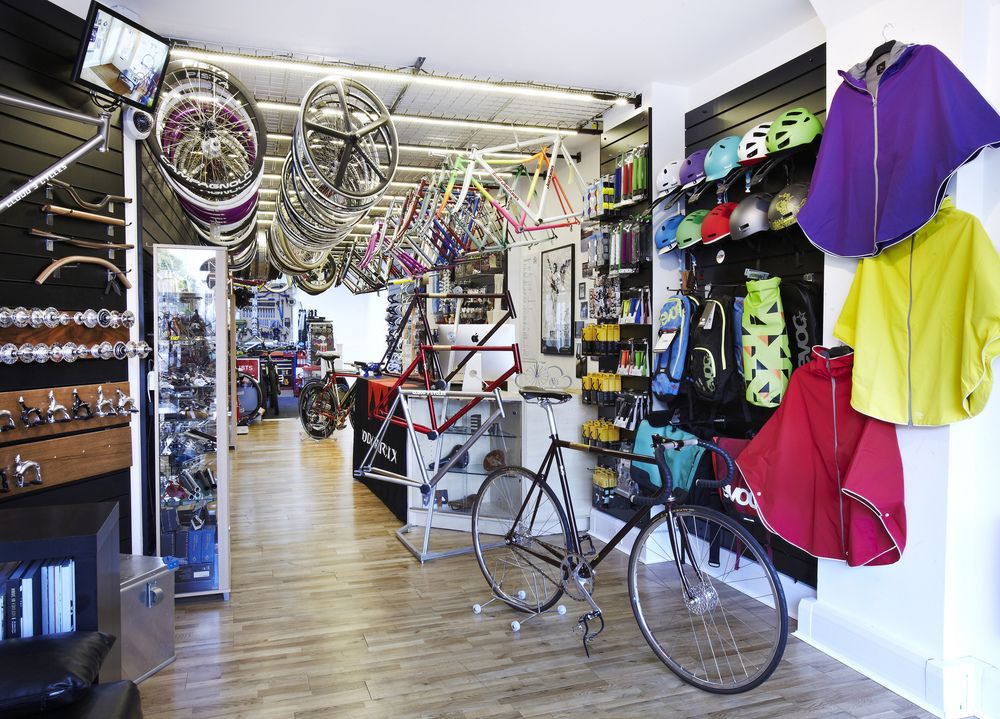 Cloud 9 Cycles Shop