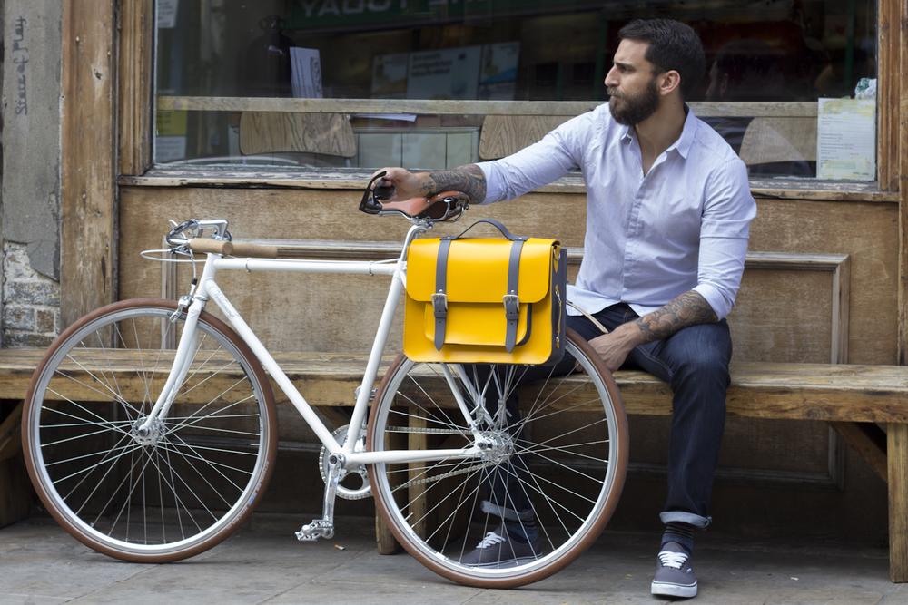 Bradley bike bag