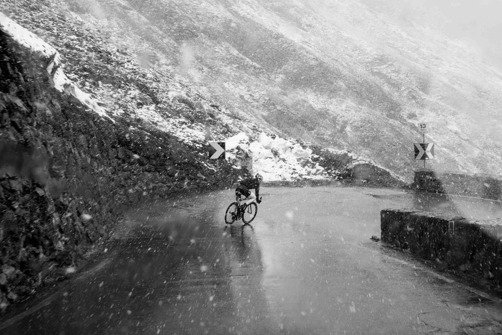The Giro, beautifully photographed by Emily Maye
