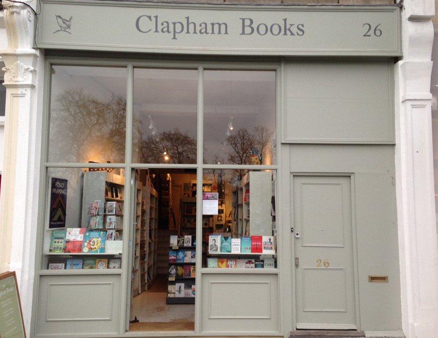 Clapham Bookshop