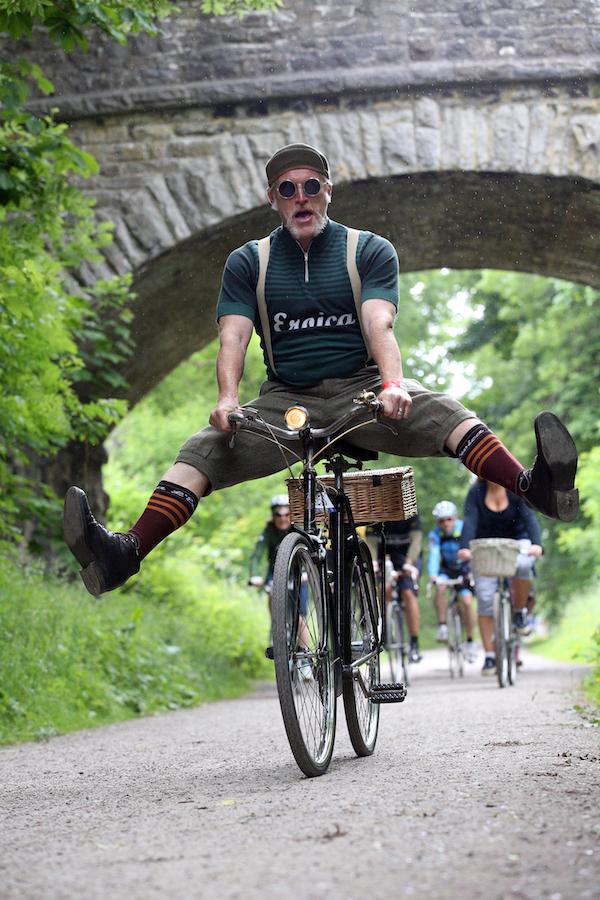 Eroica Britannia cycle