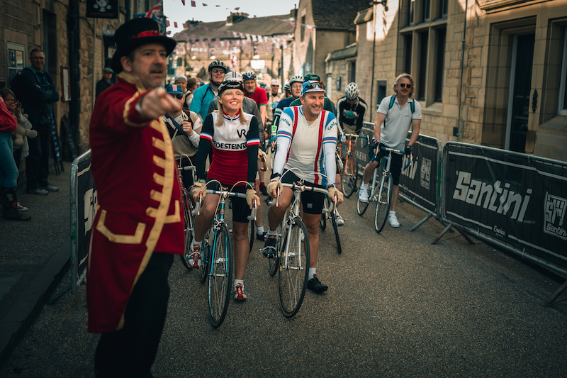 Eroica Britannia bike ride