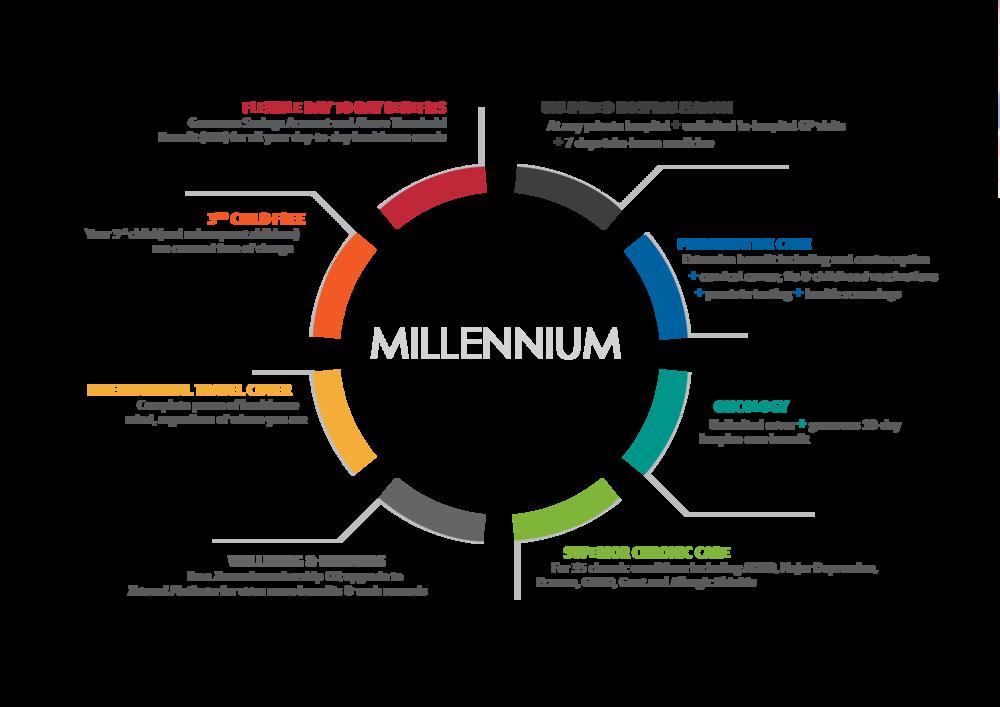 millennium usp