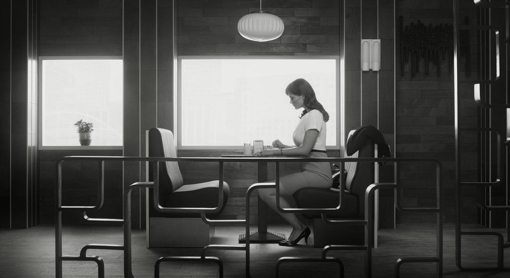 Erwin Olaf, Waiting, La Défense 2, 2014 - Courtesy the artist and Rabouan Moussion Gallery Paris