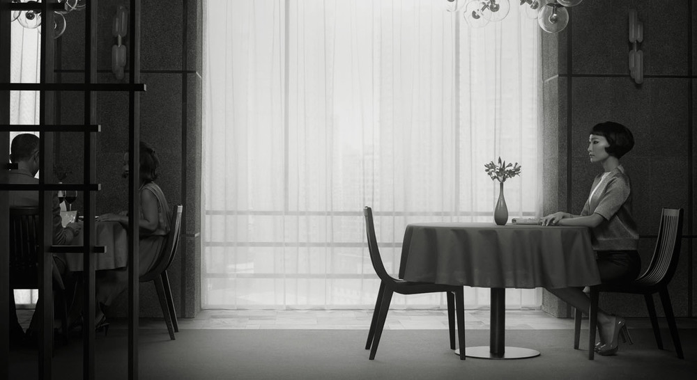 Erwin Olaf, Waiting, Shenzhen 2, 2015 - Courtesy the artist and Rabouan Moussion Gallery Paris