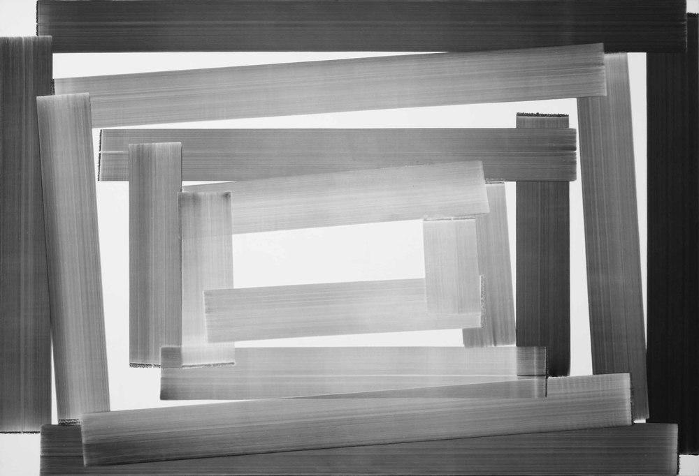 Guillaume Durrieu,  Sans Titre , 2014 - 185 x 270 cm huile sur toile -Courtesy the artist and Rabouan Moussion Gallery Paris