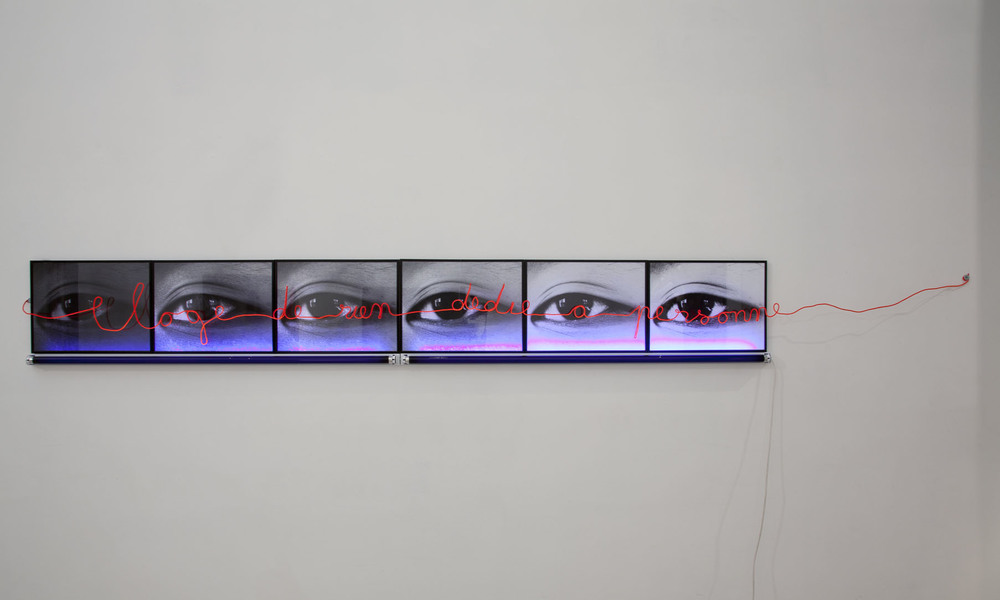 Florence Cantié Kramer,L'Oeil de YanH Vue, 2012 - Courtesy the artist and Rabouan Moussion Gallery Paris