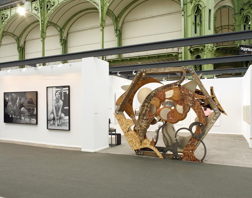 JonOne, Grand Palais, 2011
