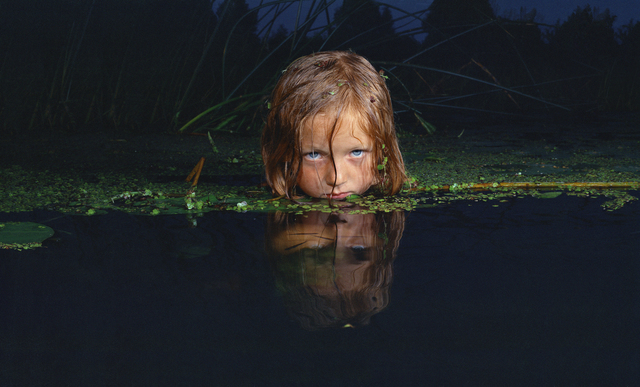 Alice vs. Lolita 31 - Swamp Girl, 2000 C-Print  Courtesy the artist and Rabouan Moussion Gallery Paris