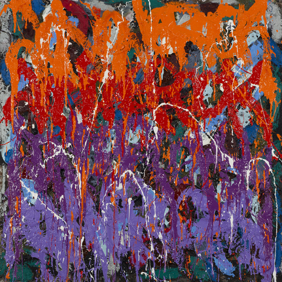 RIVIERE - X Factors, 2014, 110x110 cm.jpg