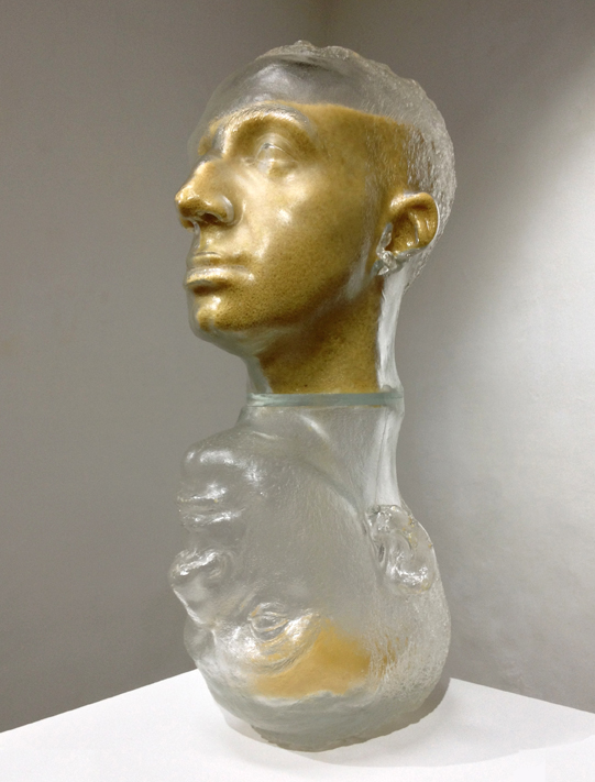 Mehdi-Georges Lahlou, Hourglasses, Heads 2015 - Courtesy the artist and Rabouan Moussion Gallery Paris