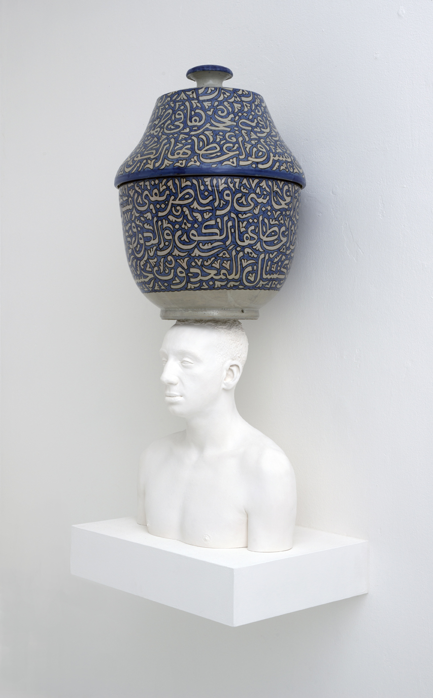 Mehdi-Georges Lahlou, Equilibre au Vase, 2012 - Courtesy the artist and Rabouan Moussion Gallery Paris