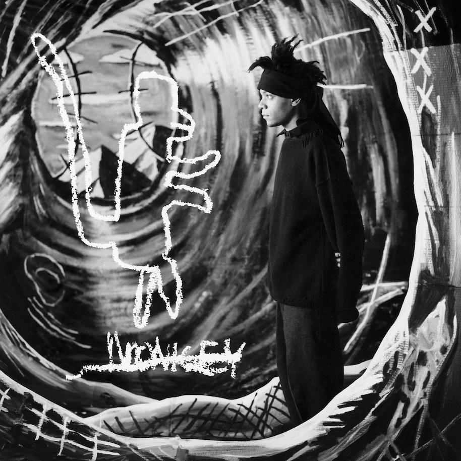 Monkey, Portrait de Jean-Michel Basquiat, New York, 1985 - Courtesy the artist and Rabouan Moussion Paris