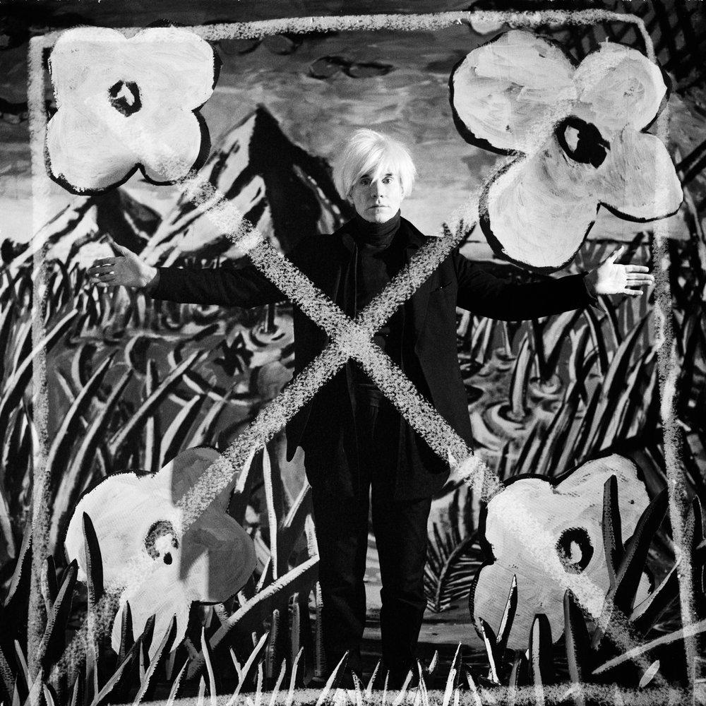 Louis Jammes, Andy Warhol, 1985