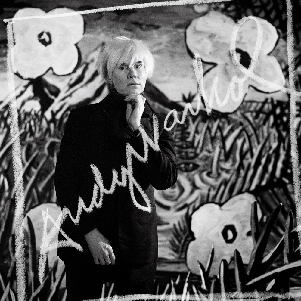 Louis Jammes, Andy Warhol, 1985..jpg