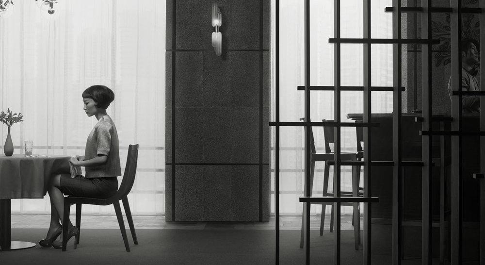 Erwin Olaf, Waiting, Shenzen 3, 2014.