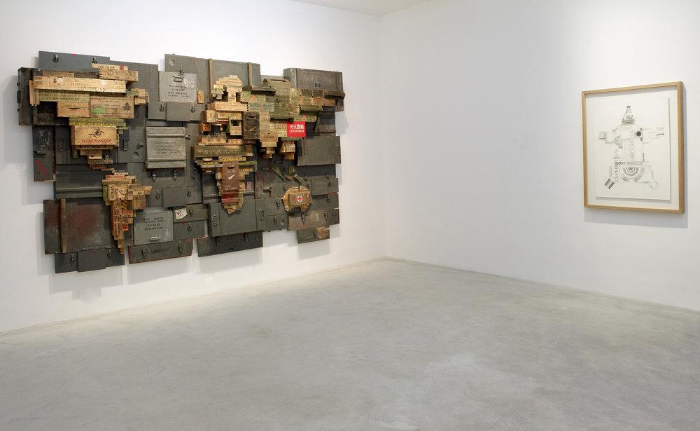 Exposition Skin, Galerie Rabouan Moussion Paris