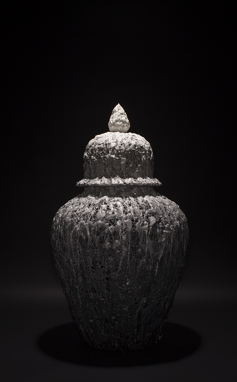 Grey, 2015, 83 cm  Courtesy the artist and Rabouan Moussion Gallery Paris