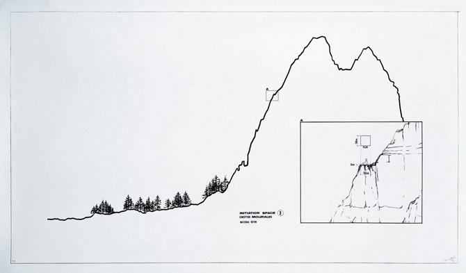 """Initiation space n°3"", (1970)"