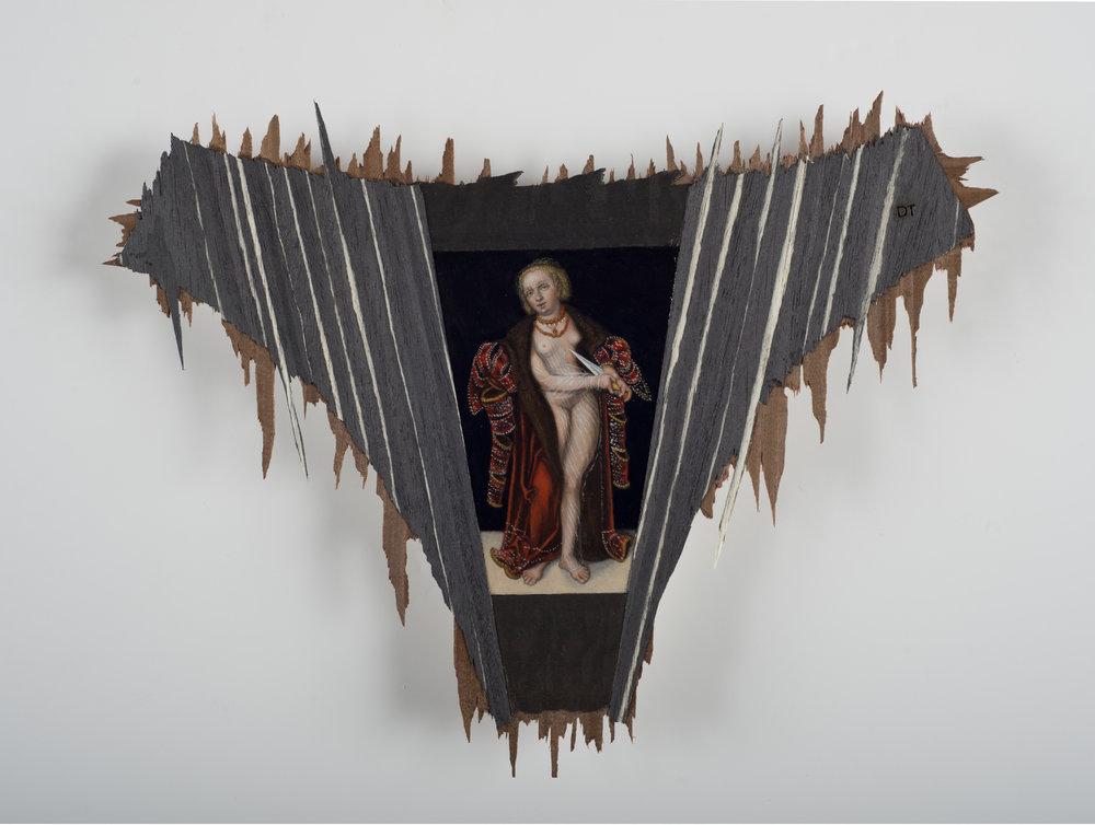 Dimitri Tsykalov, Lingerie XXIV, 2017