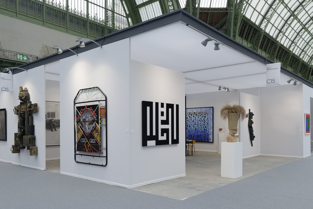 Art Paris Art Fair 2017 - Rabouan Moussion Gallery