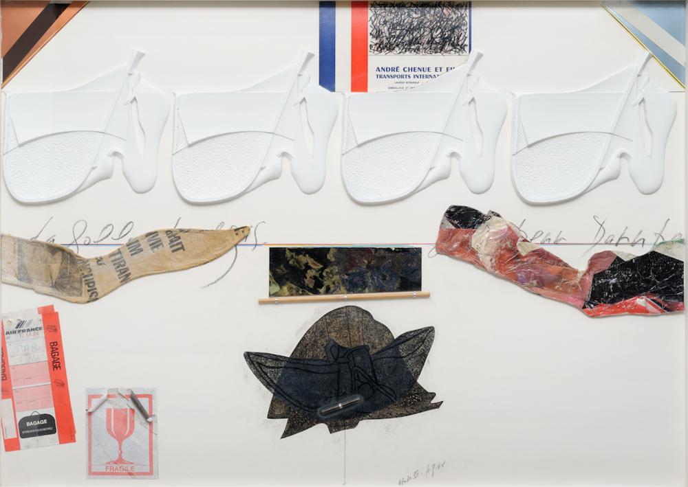 Hervé Télémaque, Nouvelles de France, 1988-89