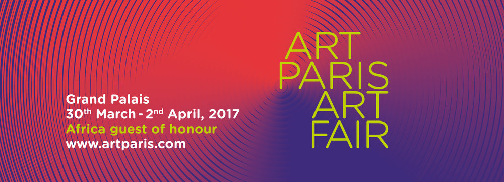 Art Paris Art Fair 2017 - Galerie Rabouan Moussion