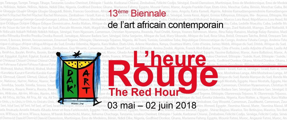 Mehdi-Georges Lahlou Biennale Dakar