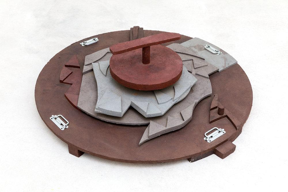 A façon, la roue, 1996