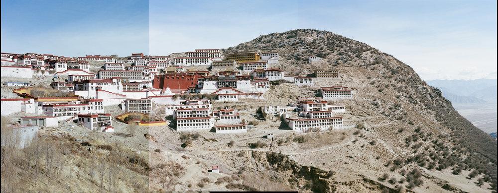 Ganden, Tibet.