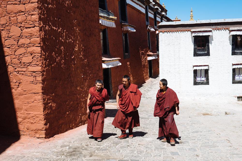 Tashilhunpo Monastery (I)