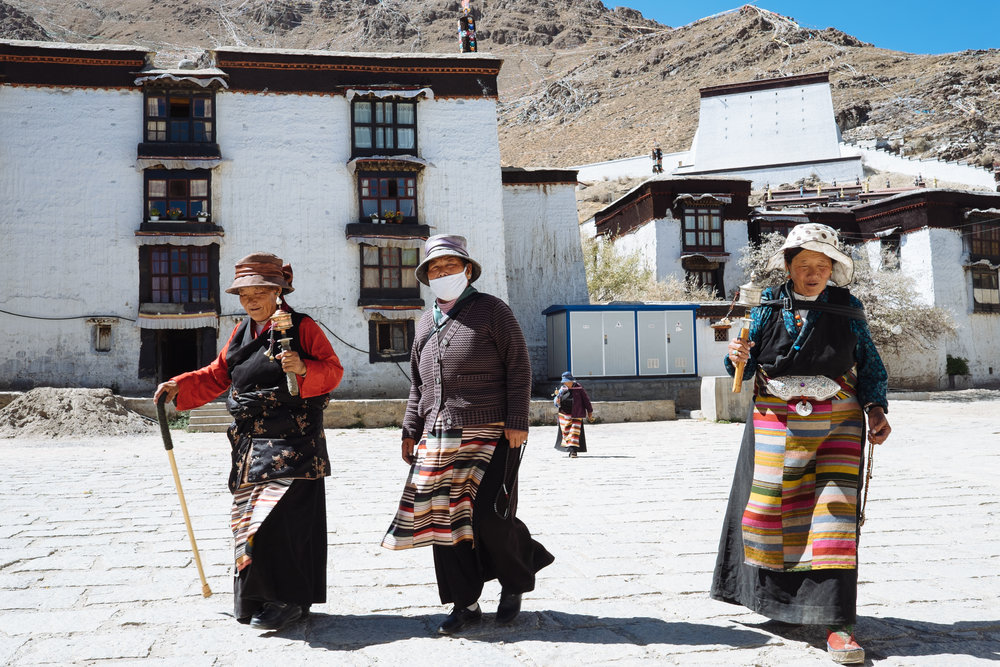 Tashilhunpo Monastery (II)