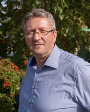 Beigeordneter Dr. Wolfgang Erlebach