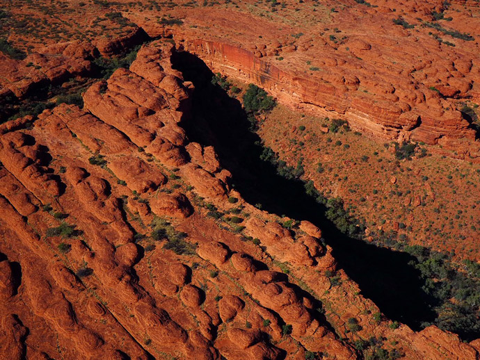 Kings Canyon / Watarrka National Park