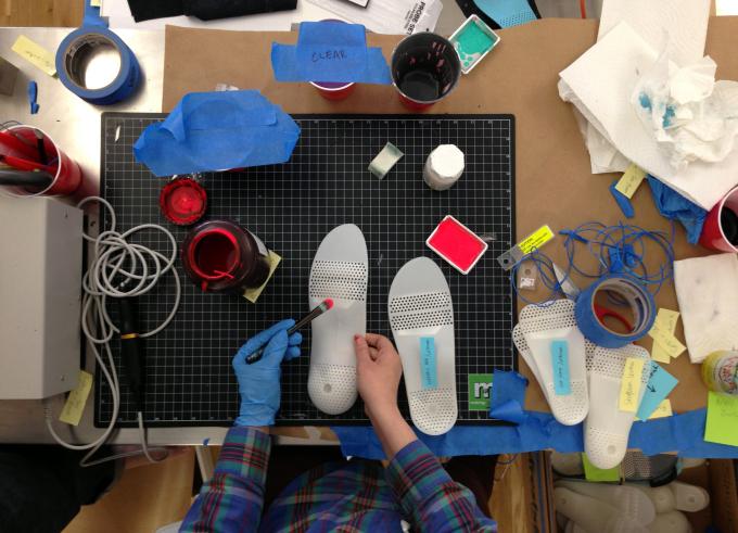 Portfolio company Sols, a maker of 3D printed orthotics