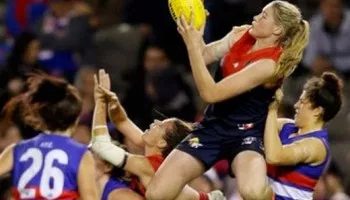 Australian Rules Football now has players from a dozen other countries including Brasil, Korea, Sudan, Ireland the USA, as well as a women's league