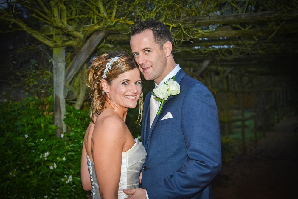Todd and Niki: Part of my job as a photographer has always been to Cajole the person on the other side of the camera into laughing, smiling and generally looking good for the camera. I can safely say my services weren't called upon for this bride. Niki was a photographers joy... Read more
