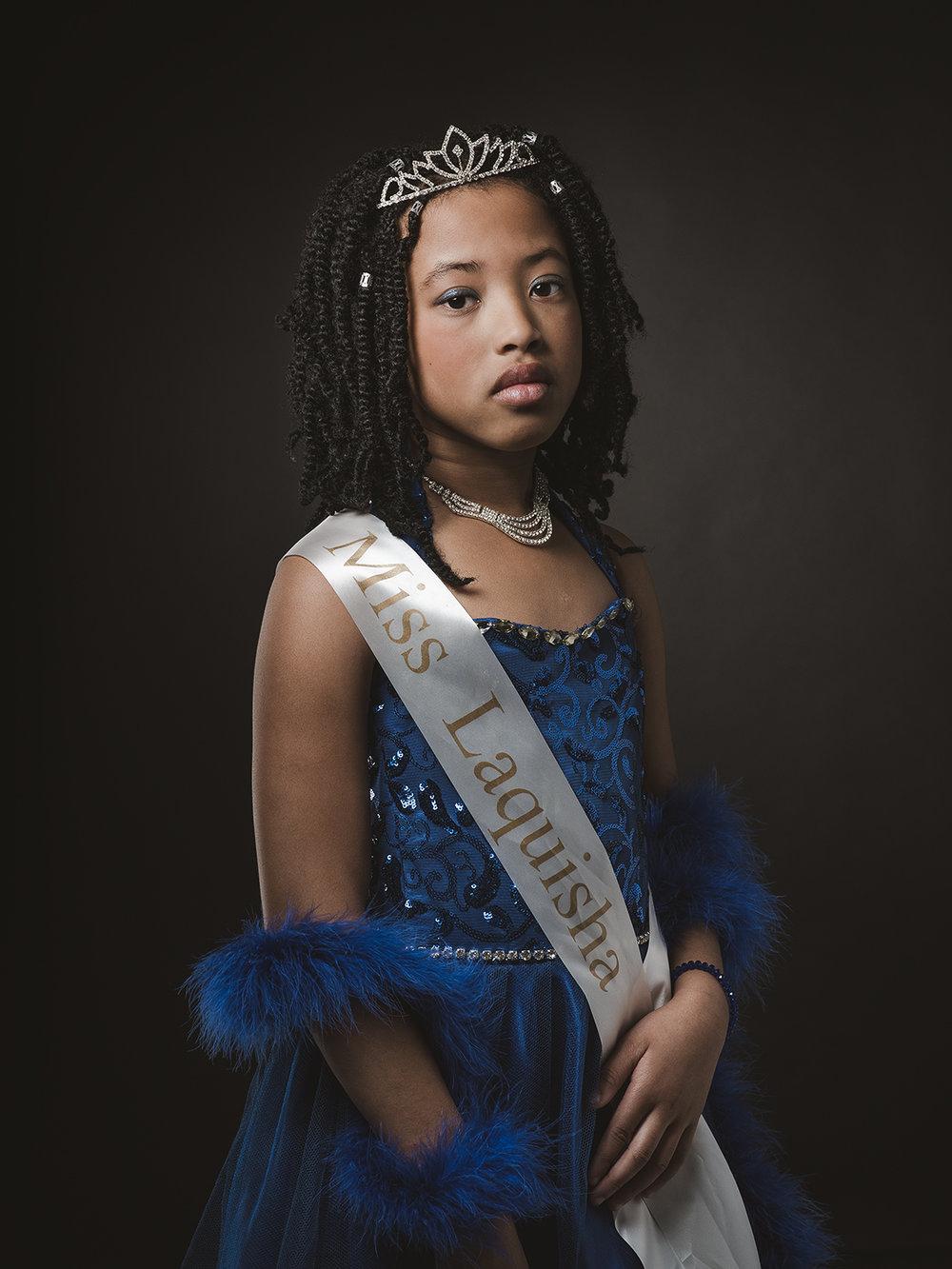 Laquisha, aged 9