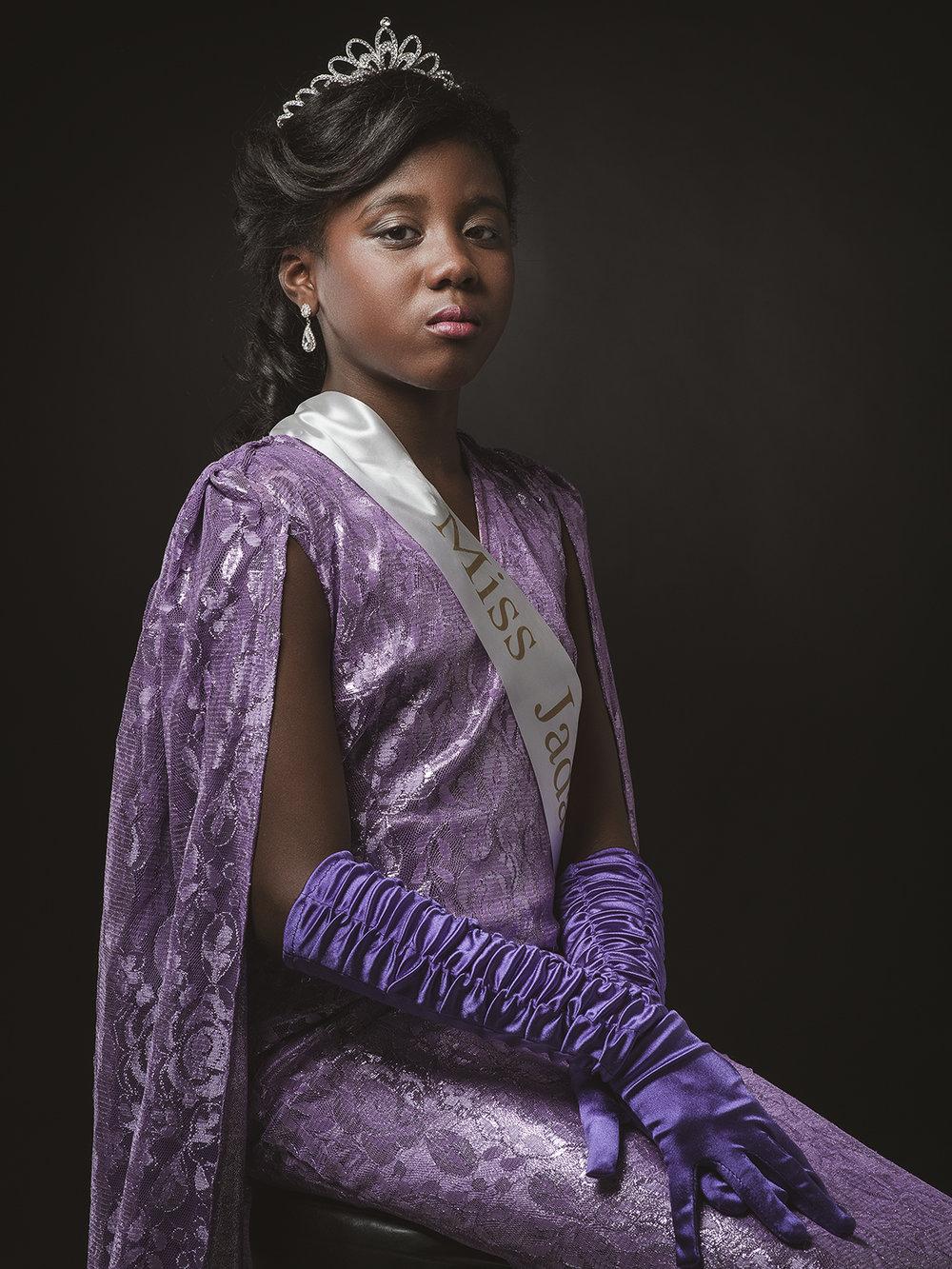Jada, aged 11