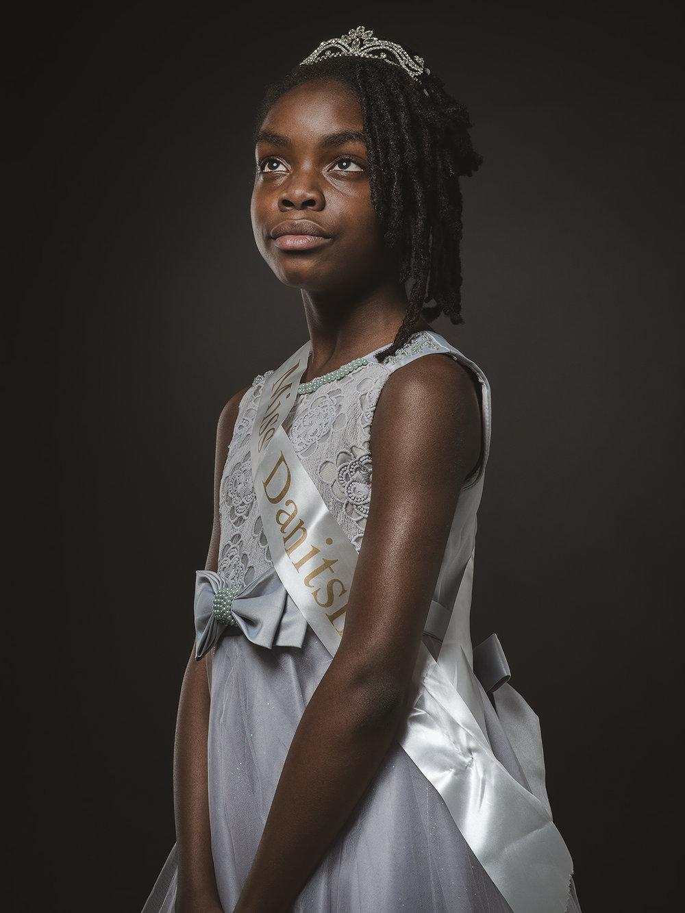 Danitsha, aged 11